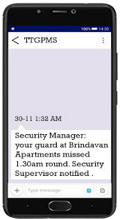 Security Guard Patrol Tracking System
