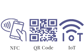 Guard Patrol System-NFC/QR Codes/Virtual Trackers